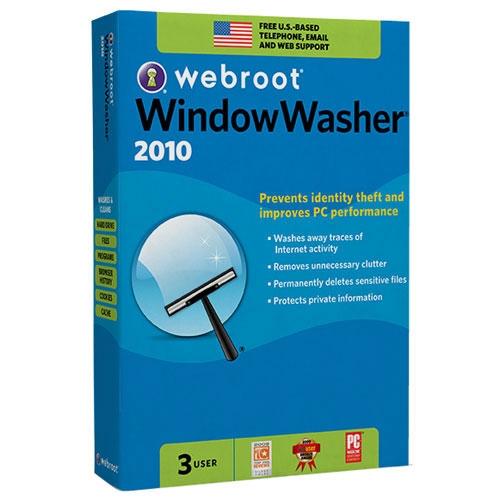 Webroot window washer 2010 v6. 5   software downloads   techworld.