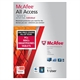 McAfee All Access 2012 For Pc and Mac 1 User $14.99