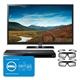 "Samsung Series 7 64"" PN64D7000 1080p 3D Plasma HDTV w/3D Player +2 Pairs 3D Gasses +$600 GC = 2597"