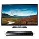 "Samsung Series 5 60"" PN60E550D1FXZA 1080p 3D Plasma HDTV + 2  3D Glasses + 3D Blu-ray Player $1297"