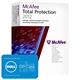 McAfee Total Protection 2012 1-User + $50 Promo eGift Card = $29.99