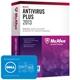 McAfee Antivirus Plus 2013 (3-PCs) MAV13EMB3RAA + $50 eGift Card = $29.99