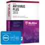 McAfee Antivirus Plus 2013 (3-PCs) MAV13EMB3RAA + $50 eGift Card